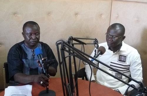 Burkina: «Ce n'est pas parce que Djibrill Bassolé est un homme politique que sa détention est politique», Réné Bagoro, Ministre de la justice