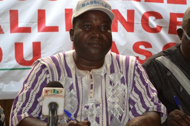 Pr Mahamoudou Dicko, Président par intérim de la NAFA: «Notre silence a des limites et nous exigeons la libération de Djibrill Bassolé»