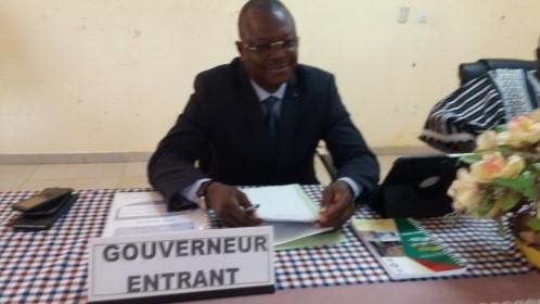 Boucle du Mouhoun: Sié Edgard SOU nouveau gouverneur