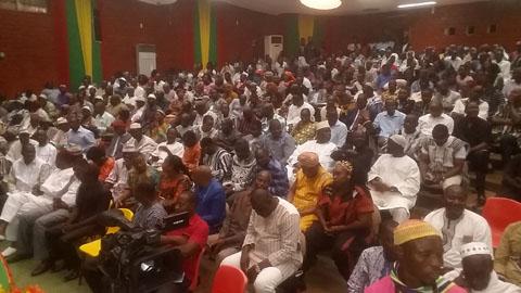 Boucle du Mouhoun: L'Union des jeunes sonne le rassemblement pour un développement intégré de la région