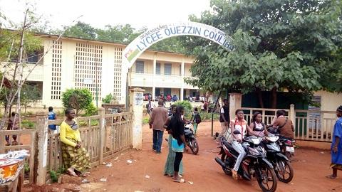 Rentrée scolaire 2017-2018: Une reprise timide dans certains établissements de la ville de Bobo-Dioulasso