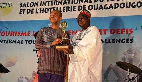 SITHO 2017: Le trophée de l'intégrité décerné au Mogho Naaba Baongo