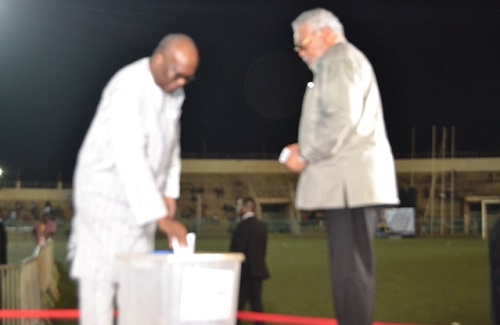Mémorial Thomas Sankara: Le Président Roch Kaboré a donné le top de départ des souscriptions