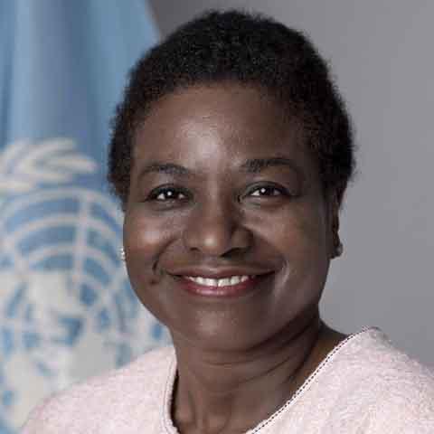 Fonds des Nations Unies pour la population: MmeNatalia Kanem, du Panama, nommée Directrice exécutive