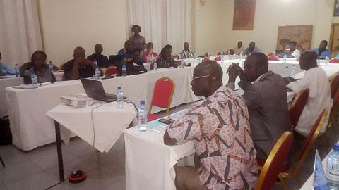 Secteur minier: Des acteurs en réunion sur la vision du régime minier en Afrique