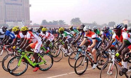 Cyclisme: Le 30e Tour du Faso commence le 27 Octobre