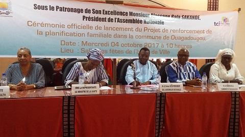 Santé: La commune de Ouagadougou veut améliorer l'accès à la planification familiale dans la capitale