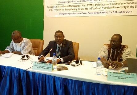 Sécurité alimentaire et nutritionnelle au Sahel: Le CILSS réunit des acteurs à Ouaga