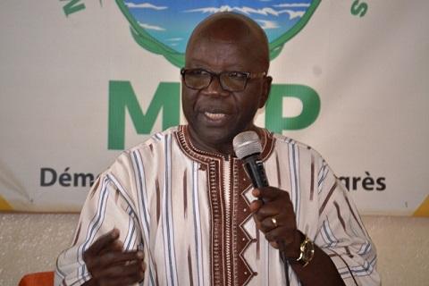 Rentrée politique du MPP: Mises en garde et  assurances de Simon Compaoré