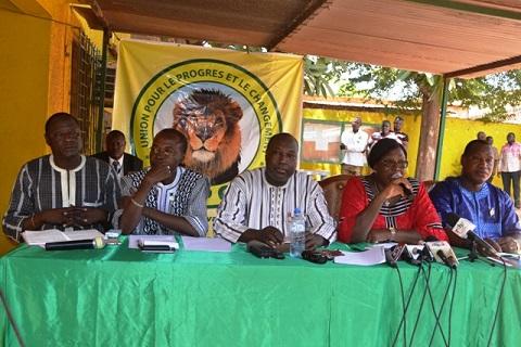Démission des députés du groupe parlementaire UPC: «Le MPP a dégainé un peu trop tôt», selon Zéphirin Diabré