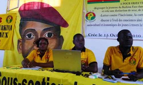 Nana Thibault à Bobo-Dioulasso: «Personne n'a été agressé par la Ligue des jeunes du Burkina», Eloi Sawadogo