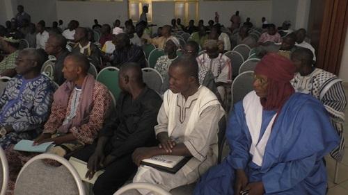 Agence de l'Eau du Mouhoun: Vers le renouvellement des membres du collège des usagers d'eau de son comité de bassin