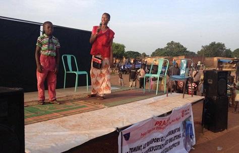 Jeu concours «Talents d'enfants et jeunes/PRAEJEM»: Bobo-Dioulasso vainqueur de l'édition 2017