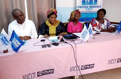 Plan international Burkina Faso: Les grossesses précoces au cœur de la Journée de la jeune fille