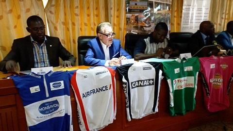Tour du Faso 2017: «Le niveau de la compétition sera relevé»
