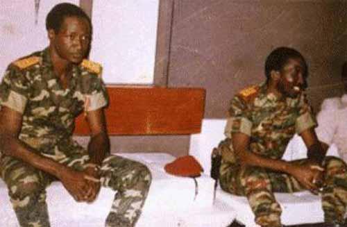 La guerre des tracts sous la révolution entre 1986 et 1987: une des prémices du 15 octobre 1987 au Burkina Faso