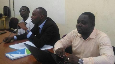 «Pour  que  la société  puisse  s'en sortir, il faut  que tout le monde apprenne à respecter la loi»,  rappelle  le juge Gnagreba Dramane Souga