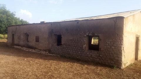Collège d'enseignement général de Dapouri: Quatre ans d'existence, toujours pas de bâtiments officiels