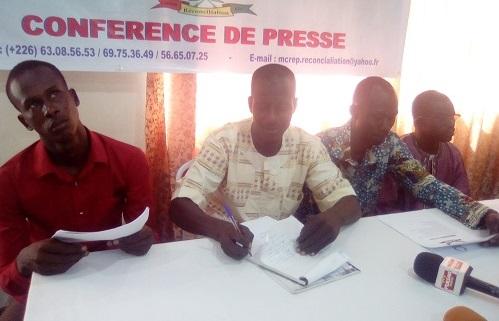 Burkina: Une OSC réclame le retour des ''exilés politiques''
