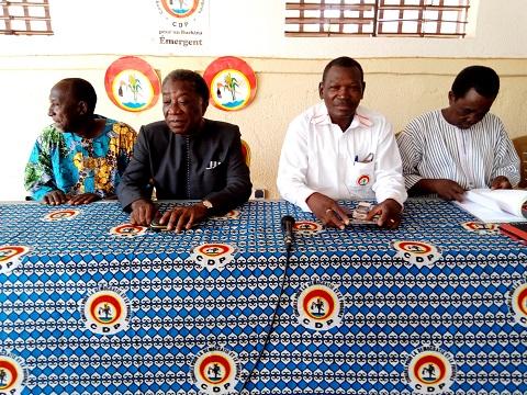 Léonce Koné, Premier vice-président du CDP:  «Le CDP va retrouver la force de mobilisation d'un parti de masses»