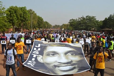 30 ans de l'assassinat de Thomas Sankara: La longue marche pour la justice