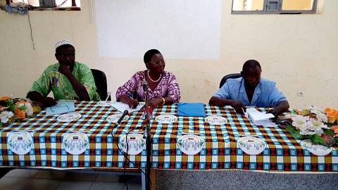 Crise à l'UPC: L'honorable Karidia Zongo/Yanogo a rencontré sa base à Dédougou