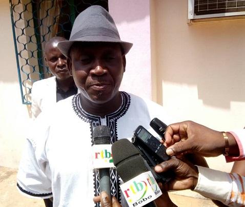 Crise au sein de la commune de Bobo-Dioulasso: Le maire Bourahima Sanou en appelle à la cohésion