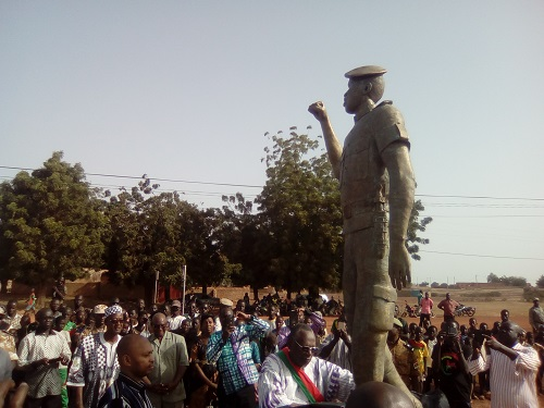 Burkina Faso: Des monuments érigés à la mémoire des grandes figures historiques