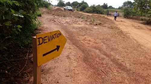 Réseau routier de la Boucle du Mouhoun: Des travaux d'entretien en attendant les projets de bitumage
