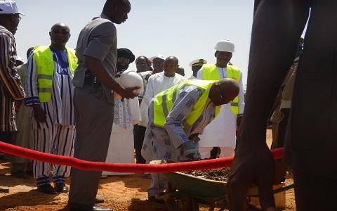 Commune rurale de Tangaye: Le programme spécial d'électrification rurale lancé par le président du Faso