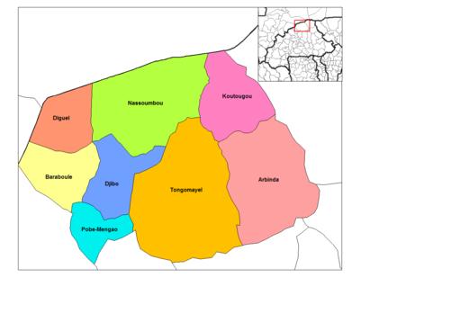 Soum: cinq personnes tuées dont une à coups de pilon