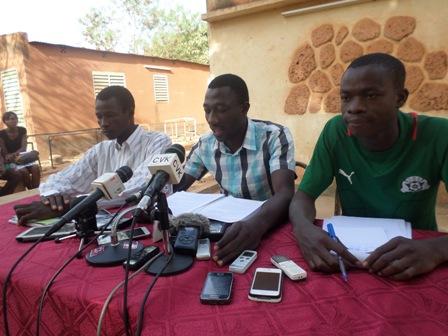 Rentrée universitaire à Ouaga: Le message de l'ANEB- Ouaga