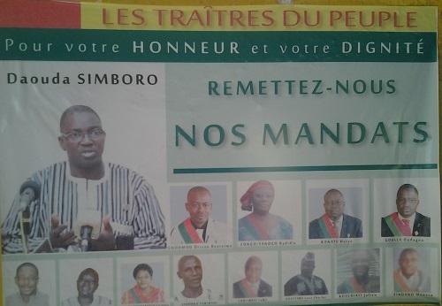 Crise à l'UPC: «La mobilisation va même au-delà de l'UPC», Léonard Bouda