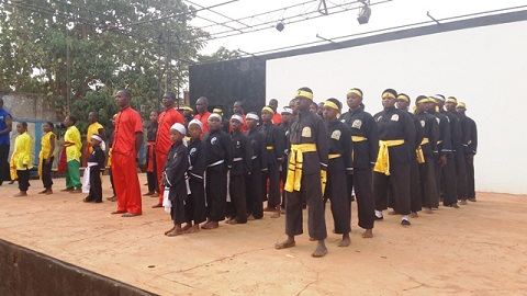 Kung Fu Wushu: A la conquête du public burkinabè