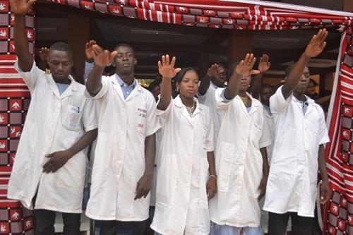Santé: L'Ecole privée de Santé «Sainte Edwige» met 681 compétences sur le marché