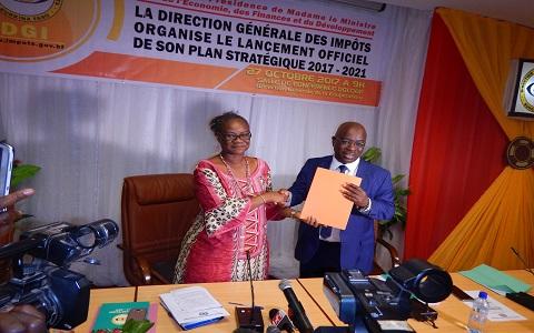 Direction Générale des Impôts(DGI): Un deuxième plan stratégique 2017-2021 en soutien au PNDES