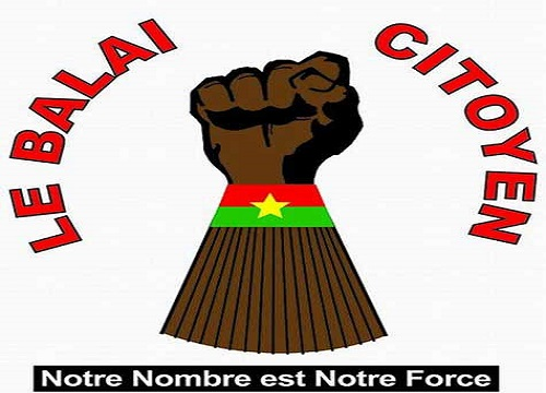 Déclaration du Balai Citoyen suite à l'interpellation de François Compaoré