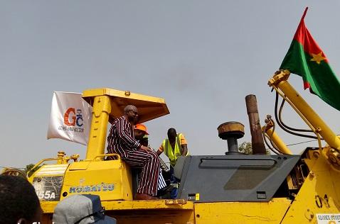 Infrastructures: La rue Wemba Poko aura son bitume