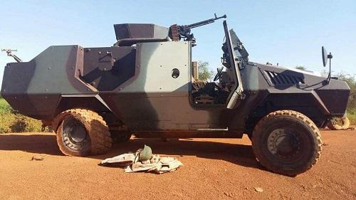Soum: deux soldats blessés dans l'explosion d'une mine