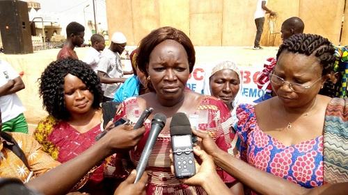 Commémoration de l'an III de l'insurrection populaire à Bobo-Dioulasso: Les femmes réclament justice et une prise en charge adéquate des blessés