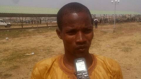An III de l'insurrection populaire: «Quelqu'un qui a sacrifié sa vie et ils sont en train de nous remercier ainsi», Abdoul Wahab Sanou, blessé de l'insurrection