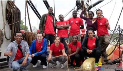 Navigation 2018: Les gabiers de la Francophonie formés pour le voyage