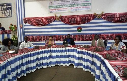 Burkina: Les réfugiés urbains sensibilisés pour une cohabitation harmonieuse avec les populations hôtes