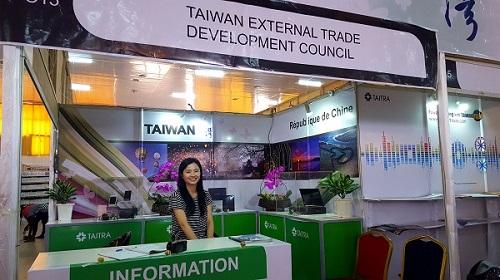 4e édition de la FIMO: Le savoir-faire taiwanais se laisse admirer