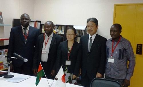 Coopération: Le Japon finance l'aménagement de pistes rurales à Sidéradougou