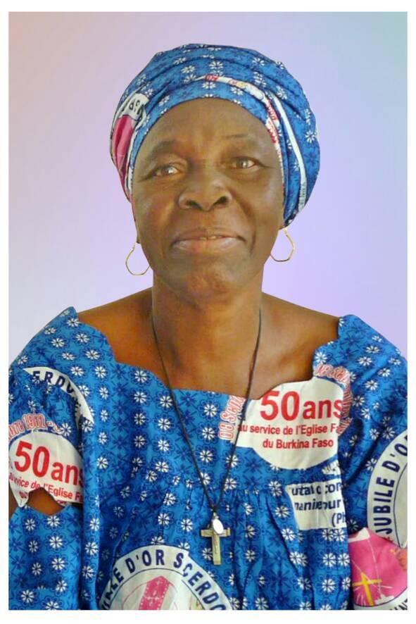 Décès de MmeSANGLI née THIOMBIANO Asséto Tani Irène: remerciements et faire part