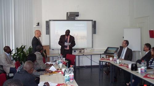 Coopération interuniversitaire: De nouveaux programmes de master à Ouaga 1 Pr Joseph Ki - Zerbo et à Norbert Zongo en partenariat avec Technische Universität Dresden (TUD) et de l'Europa Universität de Flensburg (EUF)