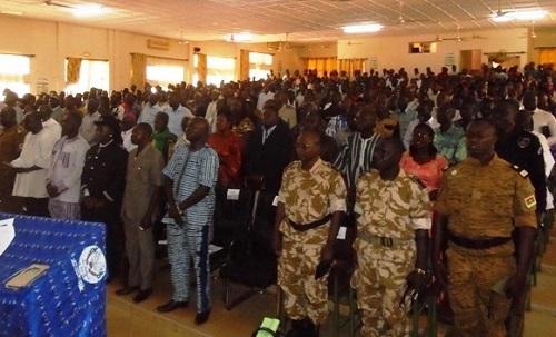 57e anniversaire de l'indépendance du Burkina Faso: Le thème expliqué à la population de la ville de Gaoua