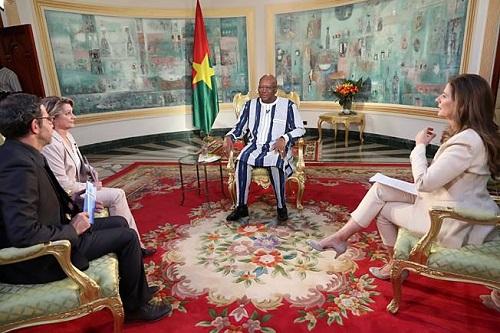Burkina Faso: Le Président Roch Kaboré note des résultats significatifs dans tous les secteurs