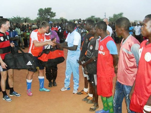 Coupe du maire de Kaya: BF 119 Wendpanga s'adjuge le trophée